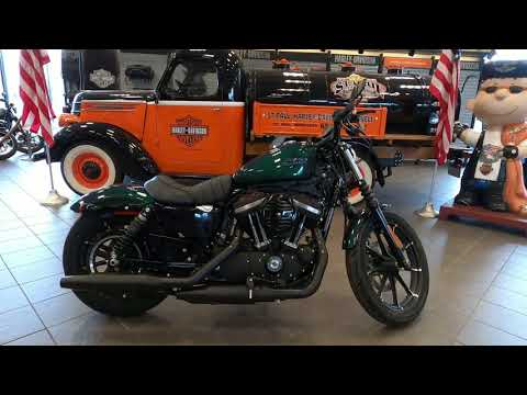 2021 Harley-Davidson Iron 883 XL883N