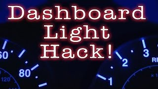 Dashboard Light Hack! - dooclip.me