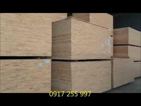 Phôi gỗ Bảo Long đóng hàng chuyển giao cho khách hàng