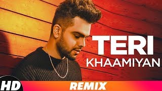 Teri Khaamiyan | Remix Video | Akhil | Latest Remix Songs 2018 | Speed Records