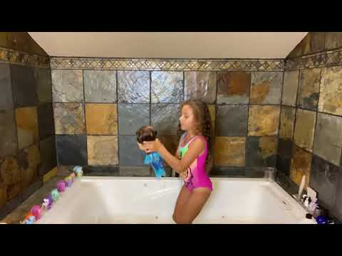 Bath Time Routine With The Star | How to Take A Relaxing and Fun Bath