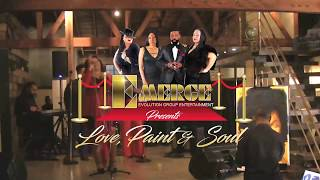 Emerge presents: Love, Paint and Soul 2018 - Highlights featuring Angie Fisher