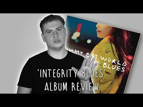 Jimmy Eat World – Integrity Blues: Album review