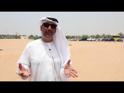 الشيخ عبدالعزيز بن علي النعيمي يشارك الأيتام 'تحدي الرمضة'