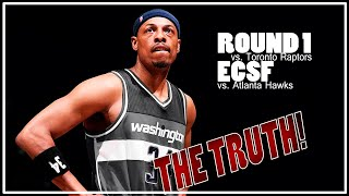 Paul Pierce Playoffs 2015 Offense Highlights - THE TRUTH!