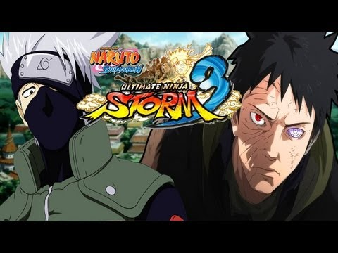 Kakashi vs Obito (Because You Let Rin Die) Storm 3 Fight Request (Super Secret Factor)