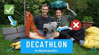 Was taugt Decathlon im Wanderbereich?