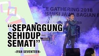 Rindu Grup Bandnya, Ifan Unggah Foto Seventeen: Saudara Sepanggung Sehidup Semati