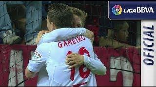 Resumen | Highlights Sevilla FC (4-1) Real Valladolid - HD