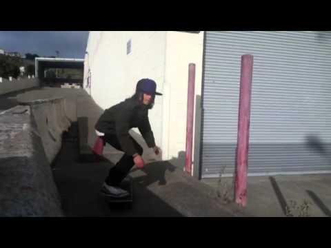 Sy at Potrero Skatepark & Revere... 2012