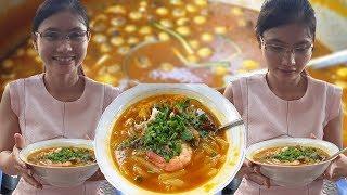 Quán bánh canh cua vỉa hè hơn 30 năm làm say đắm người dân Sài Gòn