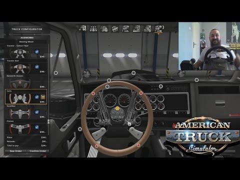 NOVI DLC VOLANI i CISTERNA - American Truck Simulator Ep34