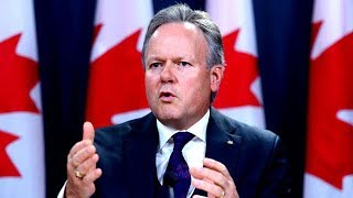 Stephen Poloz: Bank of Canada governor on Canada