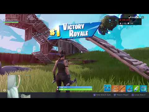 Best Solo Player on Fortnite | Best Shotgunner on PS4 | 3170+ Solo Wins