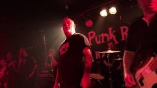 ANGELIC UPSTARTS - Two Million Voices (Vive Le Punk Rock Fest, Athens//25.02.17)