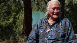 """Flathead River Honoring"" (2014)"