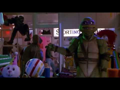 Opening | Teenage Mutant Ninja Turtles 2 (1991)