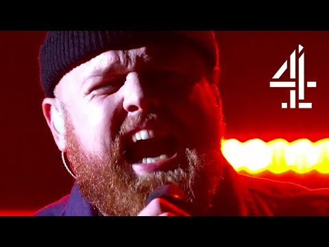 Tom Walker Leave A Light On Live Performance Stand Up To Cancer