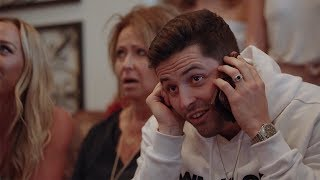 Baker Mayfield's Draft Call (Exclusive Footage)