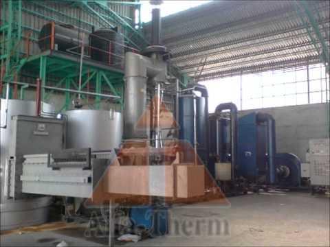 Mobile Incinerator/Poultry Waste Incinerator