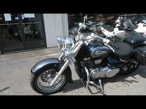 2004 Suzuki Intruder Volusia 800 in Sanford, Florida - Video 1