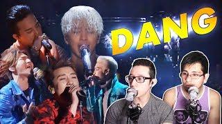 GUYS REACT TO BIGBANG 'Tell Me Goodbye' LIVE 2015