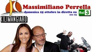 Il Mondo In Moto: Massimiliano Perrella A Alle Falde Del Kilimangiaro (con Il Dietro Le Quinte)