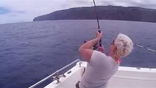 Рыбалка на мадейра