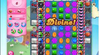 Candy Crush Saga Level 3336 -14 Moves- No Boosters