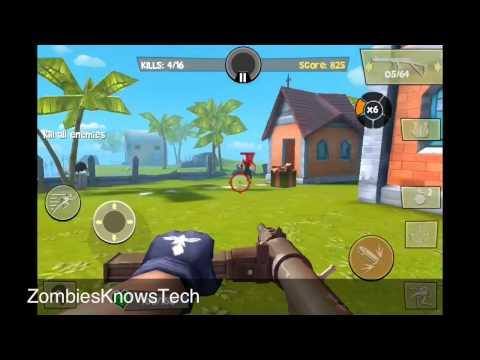 blitz brigade ios android