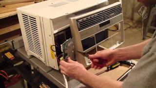 Prevent your Frigidaire window air conditioner from beeping
