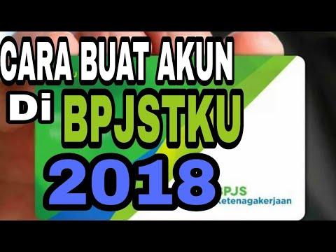 CARA DAFTAR BPJSTKU / BPJS TENAGA KERJA 2018!!!