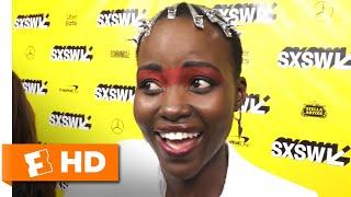 Lupita Nyong'o & Jordan Peele on Fear and Rabbits | 'Us' SXSW Interview | Fandango All Access