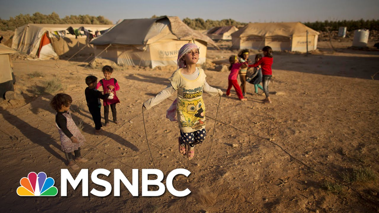 Power On Refugee Crisis And Istanbul Attack | Andrea Mitchell | MSNBC thumbnail