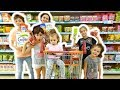 Letting The Kids Choose Snack Food   Shopping With 6 Kids    25 Vlog