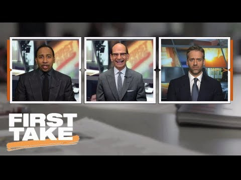 First Take debates College Football Playoff rankings after Championship Weekend | First Take | ESPN