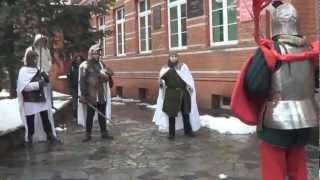 preview picture of video 'Ziębice 25.02.2013 - MAM HAKA NA RAKA'