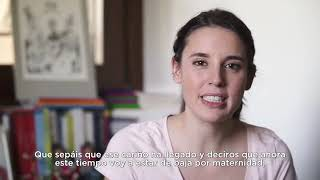 Irene Montero Reaparece Tras El Nacimiento De Sus Mellizos