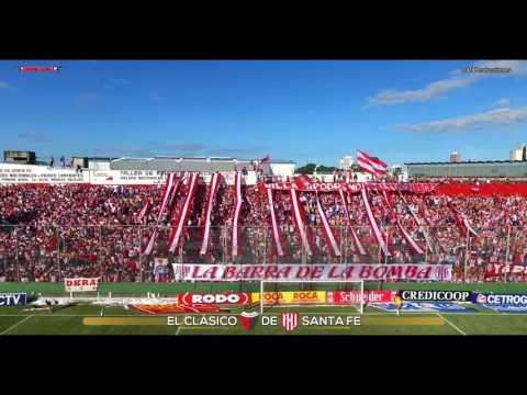 """""""Clasico de Santa Fe 2016"""" Barra: La Barra de la Bomba • Club: Unión de Santa Fe"""