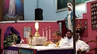 Charbel TV Adorazione Eucaristica  E Preghiera Per Intercessione Di San Charbel A Desio