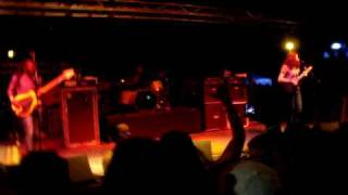 """The Fall of Troy - Opening & """"Mouths Like Sidewinder Missiles"""" 3-27-10"""