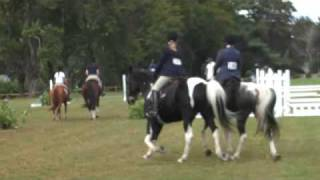 preview picture of video 'GRTA Horse Show - Mara Halley & Nicole Powers'
