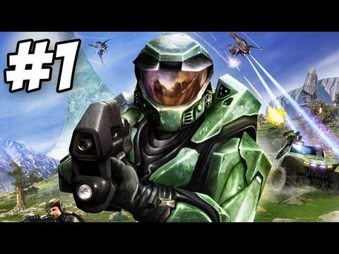 Gameplay de Halo: Combat Evolved
