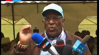 Environment Cabinet secretary Keriako Tobiko has asked saw millers not to log beyond their permit.