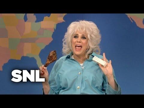 Weekend Update: Paula Deen on the Lawsuit Against Her - SNL