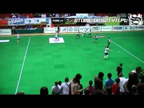 Stomil Cup: AP Stomil Olsztyn - Lechia Gdańsk 0:4