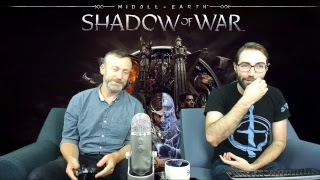 Shadow of War Livestream - Mounted Skill Tree - Caragors, Graugs, Drakes, Spiders, and Ghuls