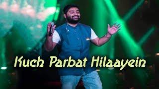 Arijit Singh Live | Wo Toofan Kiya | Kuch Parbat Hilaayein | Poorna