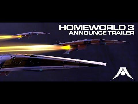 Gearbox正式公開太空科幻RTS《萬艦齊發 3》