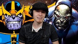 Let's Watch DEATH BATTLE   Thanos VS Darkseid